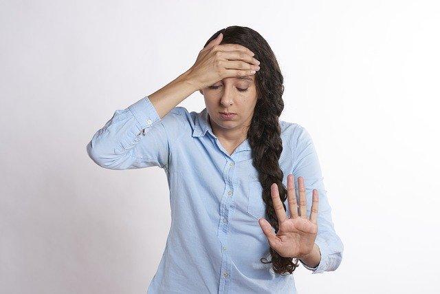 bolest hlavy ze stresu