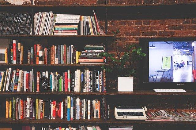 knihovna u tv