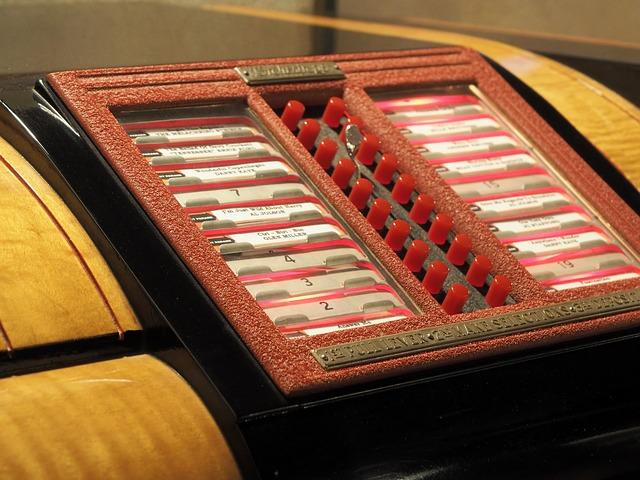 hudební automat