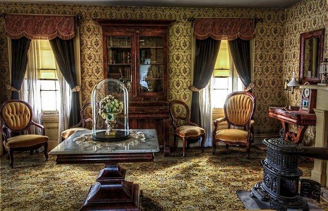 viktoriánský styl