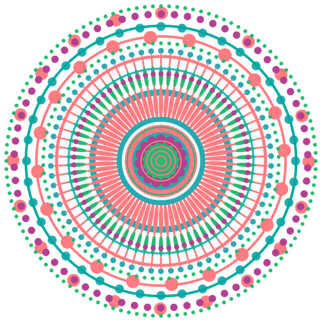geometrický vzorek