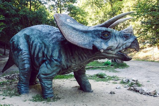 dinosaurus triceraptos
