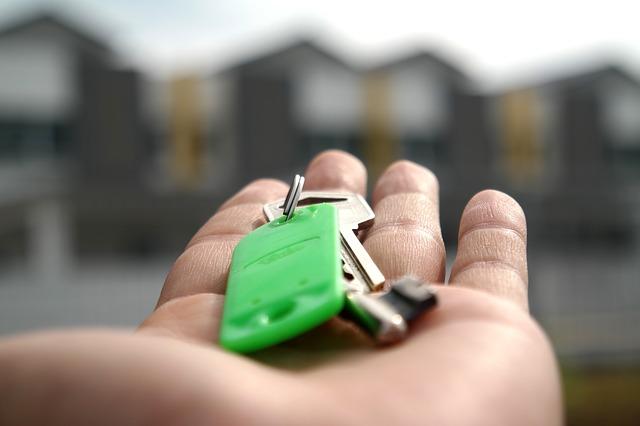 klíč k chatě