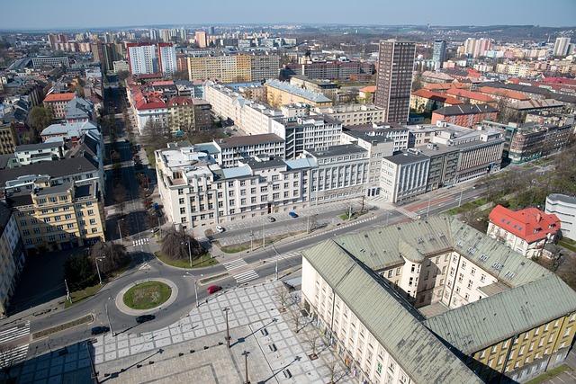 město Ostrava