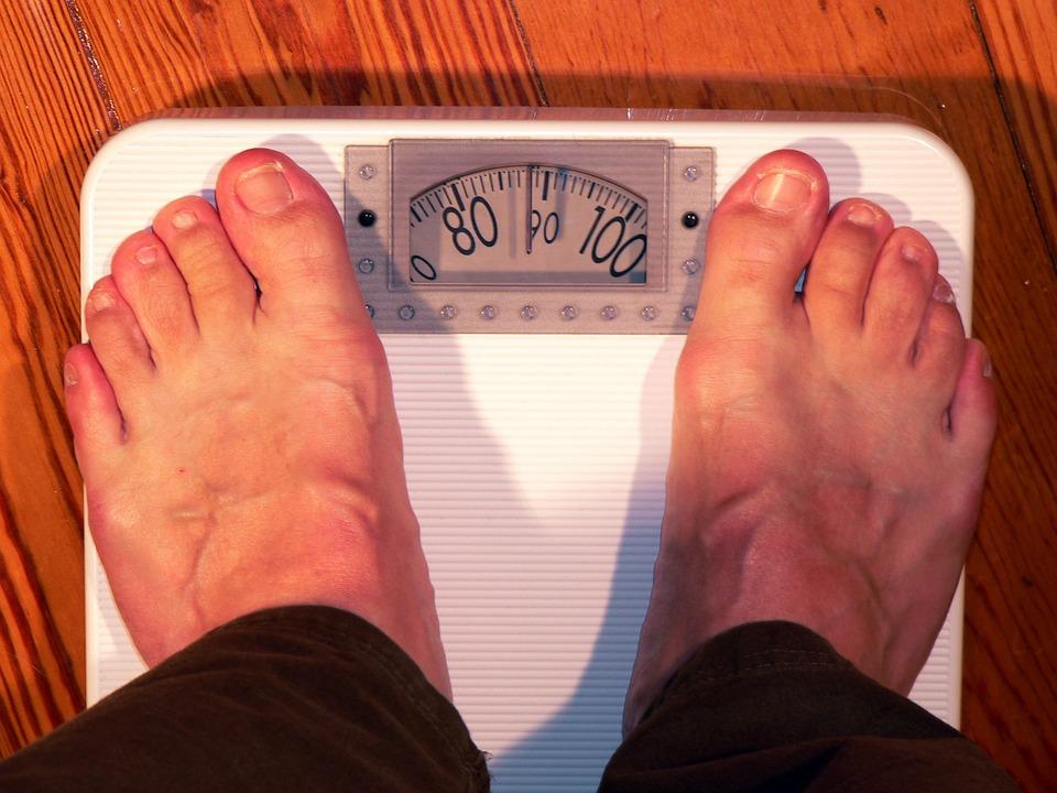 vysoká váha